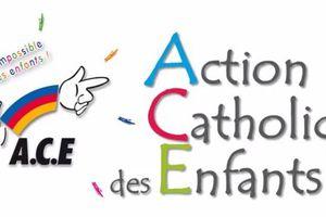 Présentation de l'ACE à la rencontre nationale à Lourdes les 23-24-25 mai 2015