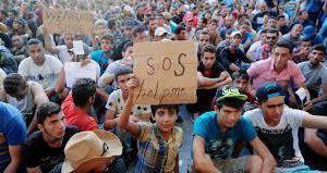 Le drame des migrants et des réfugiés ... sans oublier les ROMS et tous ceux qui sont dans le dénuement ...