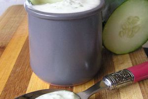 sauce fromage blanc au concombre 2 -LIGHT-