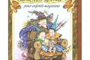 12 formules magiques pour enfants magiciens