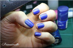 Vernis  sable bleu Inc.