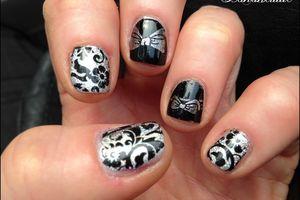 "Nail Art "" foil et stamping"""