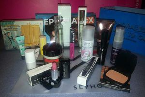 La box Sephora Beauty To Go [juillet 2015]
