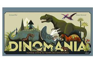 Dinomania - Voyage animé au temps des dinosaures