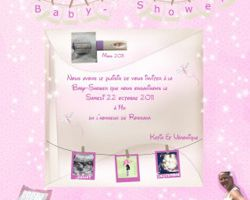 Baby Shower: fille