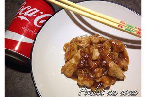Poulet au coca (Cookeo)