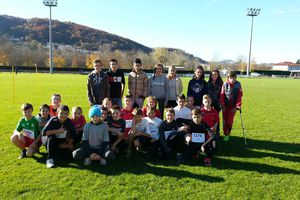 CHAMPIONNAT DEPARTEMENTAL DE CROSS COUNTRY