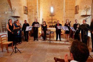 Concert à l'Eglise