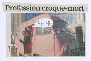 Profession croque-mort
