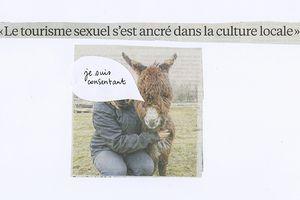 Le tourisme sexuel s'est ancré dans la culture