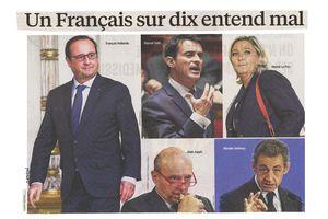 Un français sur dix entend mal
