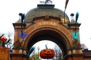 Trick or treat - Halloween in Tivoli