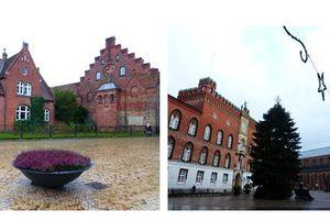 Odense, capitale de la Fionie