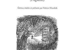 Anthologie - Fouilles archéobibliographiques (Fragments) (Bibliogs - 2015)