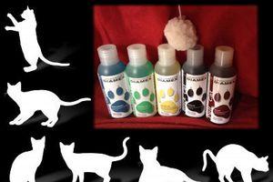 nos animaux aussi ont le droit aux produits cosmétiques , non !