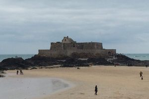 Saint Malo pour un premier week-end de printemps!