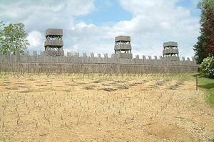 Le contre-espionnage défensif romain : le système du camp
