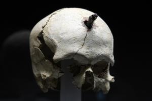 Les Celtes décapitaient les vaincus, gardant la tête comme trophée