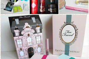 Haul : Sephora, l'Occitane, Too Faced,Glam Glow, Essence, Payot...
