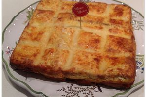 Croque quiche tablette