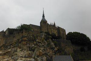 La traversée de la baie du Mont Saint-Michel
