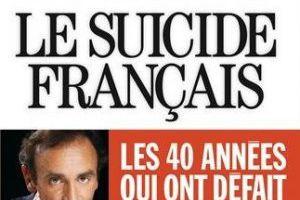 Le suicide français, d'Eric Zemmour