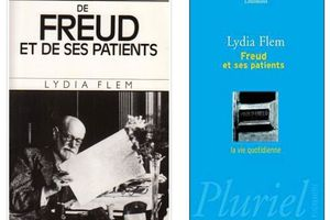Freud et ses patients, la vie quotidienne de Lydia Flem