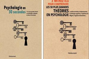 La psychologie en 30 secondes, de Christian Jarrett