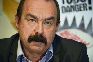 """Martinez (CGT): """"L'union nationale, ce n'est jamais bon pour la démocratie"""""""