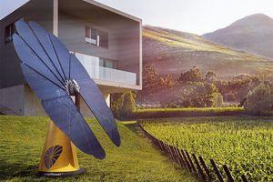 SmartFlower, la fleur solaire
