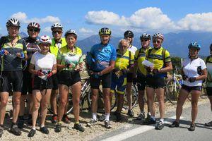 Corse J6 ---  Zonza>> Corte ---25 Juin 2015