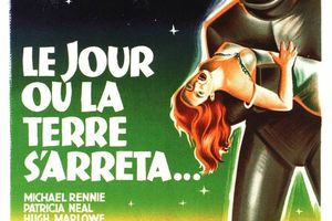 LE JOUR OU LA TERRE S'ARRETA (The Day the Earth Stood Still)