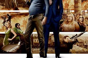 GRIMSBY : AGENT TROP SPECIAL (The brothers Grimsby)