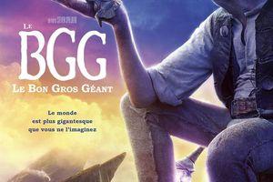 LE BGG : LE BON GROS GEANT (The BFG)