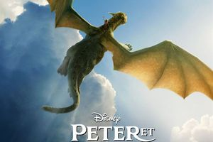 PETER ET ELLIOTT LE DRAGON (Pete's Dragon)