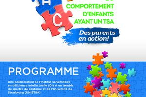 Programme L'ABC du comportement d'enfants...