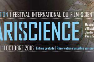 Pariscience 2016 avec l'Inserm - 6 au 11 octobre 2016