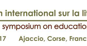 Symposium international sur la litteratie à l'école -  26-27 juin 2017