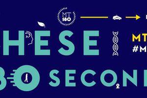 Ma thèse en 180 secondes : les doctorants entrent en scène dans toute la France