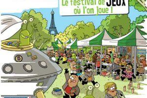 Paris est Ludique !  - 7e édition du festival consacré aux jeux de société - 24-25 juin 2017