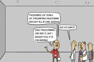 La farce de la Palestine, Daniel Greenfield