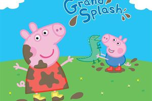 Peppa Pig, le grand splash au Casino de Paris !