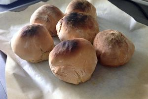 Pain express au thermomix