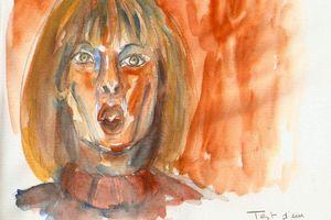 Autoportraits de Mars... 4° semaine