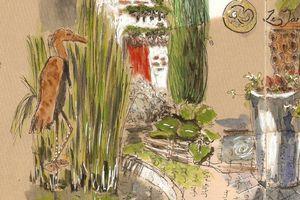Jardins secrets... 5 § Le courtil des moines