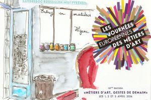JEMA... Journées européennes des métiers d'art