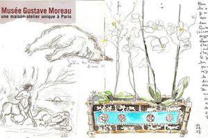 Paris... Ici et Ailleurs 9 - Gustave Moreau