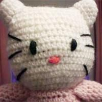 Hello Kitty au crochet : tuto/pas à pas