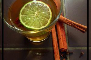 Grog sans alcool en cas de grippe ou de maux de gorge