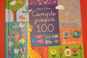 Compte jusqu'à 100 - Editions Usborne